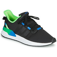 Cipők Férfi Rövid szárú edzőcipők adidas Originals U_PATH RUN Fekete  / Zöld