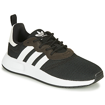 Cipők Fiú Rövid szárú edzőcipők adidas Originals X_PLR S J Fekete