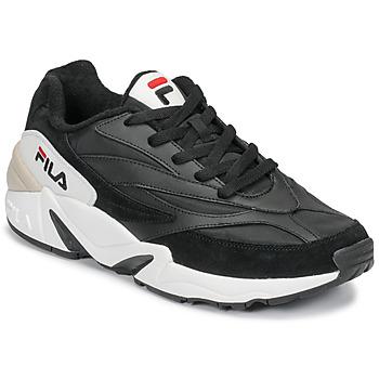 Cipők Férfi Rövid szárú edzőcipők Fila V94M N LOW Fekete