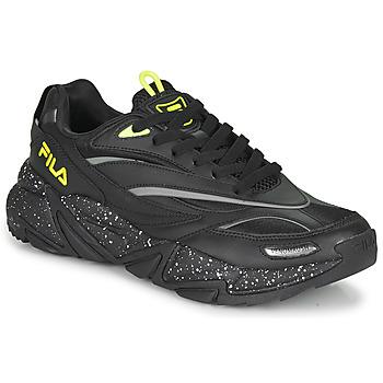 Cipők Férfi Rövid szárú edzőcipők Fila RUSH CB Fekete
