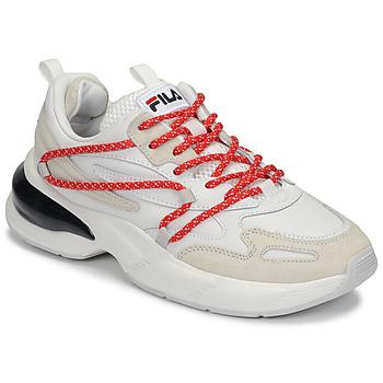 Cipők Női Rövid szárú edzőcipők Fila SPETTRO X L WMN Fehér
