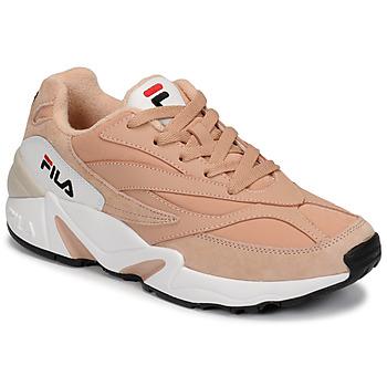 Cipők Női Rövid szárú edzőcipők Fila V94M WMN Rózsaszín