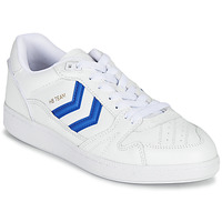 Cipők Rövid szárú edzőcipők Hummel HB TEAM Fehér / Kék