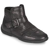 Cipők Női Csizmák Geox AGLAIA Fekete