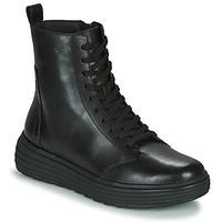 Cipők Női Csizmák Geox PHAOLAE Fekete