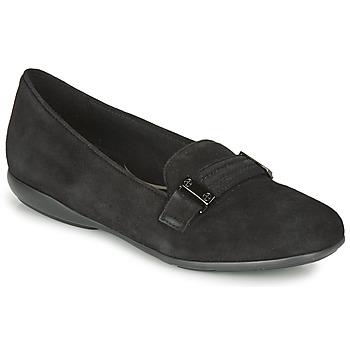 Cipők Női Balerina cipők  Geox ANNYTAH Fekete