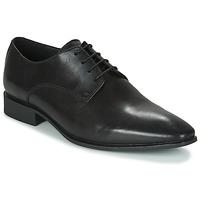 Cipők Férfi Oxford cipők Geox UOMO HIGH LIFE Fekete