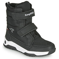 Cipők Gyerek Gumicsizmák Kangaroos K-MAJOR V RTX Fekete