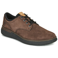 Cipők Férfi Rövid szárú edzőcipők Timberland CROSS MARK PT OXFORD Barna