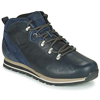 Cipők Férfi Csizmák Timberland SPLITROCK 3 Kék