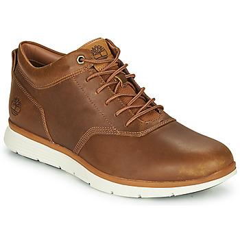 Cipők Férfi Rövid szárú edzőcipők Timberland KILLINGTON HALF CAB Barna