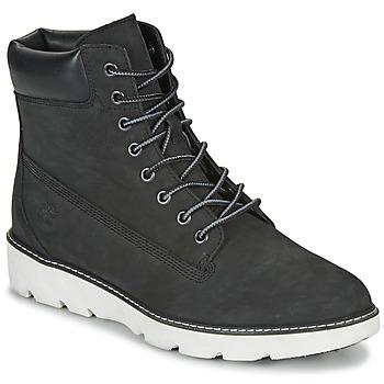 Cipők Női Csizmák Timberland KEELEY FIELD 6IN Fekete