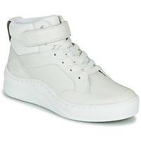 Cipők Női Magas szárú edzőcipők Timberland RUBY ANN CHUKKA Fehér