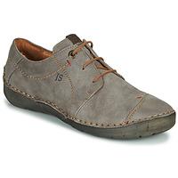 Cipők Női Oxford cipők Josef Seibel FERGEY 20 Szürke
