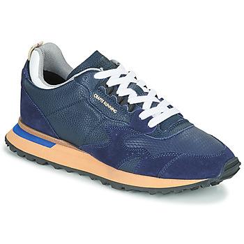 Cipők Férfi Rövid szárú edzőcipők Moma CRAFT Kék