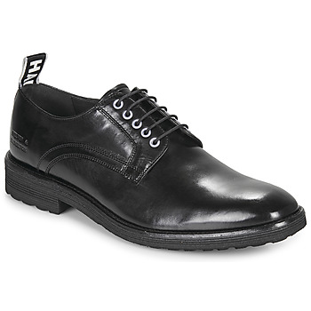 Cipők Férfi Oxford cipők Melvin & Hamilton EDDY Fekete