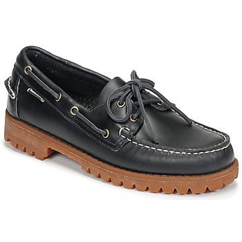 Cipők Férfi Vitorlás cipők Sebago RANGERWAXY Kék