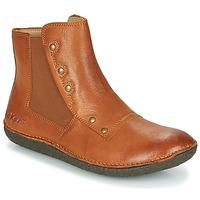Cipők Női Csizmák Kickers HAPPLI Barna