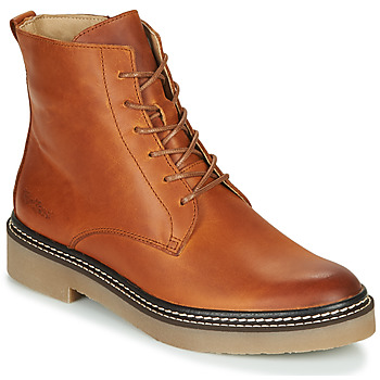 Cipők Női Csizmák Kickers OXIGENO Teve / Narancssárga