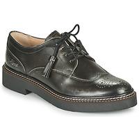 Cipők Női Oxford cipők Kickers OXANYBY Ezüst / Fekete