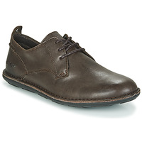 Cipők Férfi Oxford cipők Kickers SWIDIRA Barna / Sötét