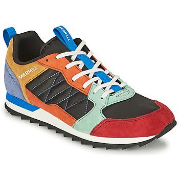 Cipők Férfi Rövid szárú edzőcipők Merrell ALPINE SNEAKER Sokszínű