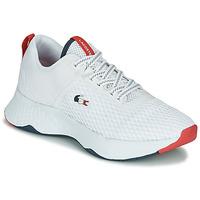 Cipők Férfi Rövid szárú edzőcipők Lacoste COURT-DRIVE 0120 3 SMA Fehér / Piros