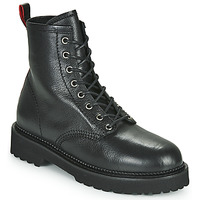 Cipők Női Csizmák Mimmu JUDONE Fekete