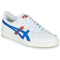 Cipők Rövid szárú edzőcipők Onitsuka Tiger GSM LEATHER Fehér / Piros / Kék