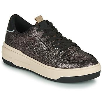 Cipők Női Rövid szárú edzőcipők Palladium Manufacture OCA 01 Szürke