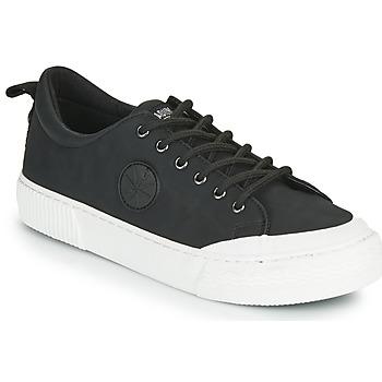 Cipők Női Rövid szárú edzőcipők Palladium Manufacture STUDIO 02 Fekete