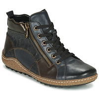 Cipők Női Magas szárú edzőcipők Remonte Dorndorf R4790-14 Kék
