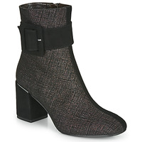 Cipők Női Bokacsizmák Perlato JAMIROCK Fekete