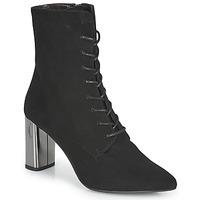 Cipők Női Bokacsizmák Perlato JAMOGA Fekete