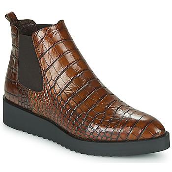 Cipők Női Csizmák Perlato JAMINO Barna