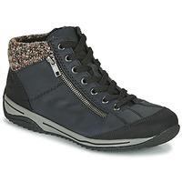 Cipők Női Csizmák Rieker L5223-00 Kék