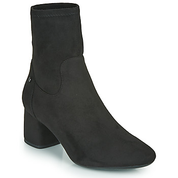 Cipők Női Bokacsizmák Stonefly LEYLA 3 Fekete