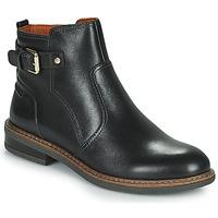 Cipők Női Csizmák Pikolinos ALDAYA W8J Fekete