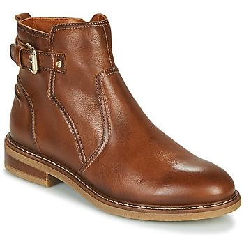 Cipők Női Csizmák Pikolinos ALDAYA W8J Barna