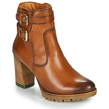 Cipők Női Bokacsizmák Pikolinos CONNELLY W7M Barna