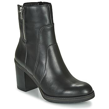 Cipők Női Bokacsizmák Pikolinos POMPEYA W9T Fekete