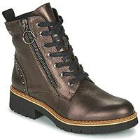 Cipők Női Csizmák Pikolinos VICAR W0V Ezüst
