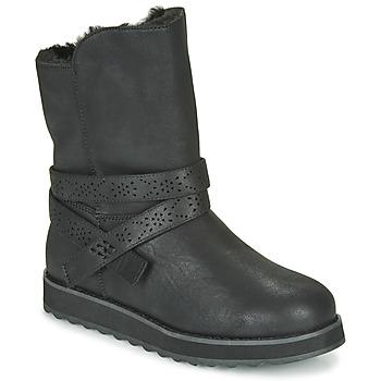 Cipők Női Csizmák Skechers KEEPSAKES 2.0 Fekete