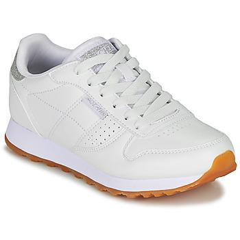 Cipők Női Rövid szárú edzőcipők Skechers OG 85 Fehér