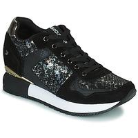Cipők Női Rövid szárú edzőcipők Gioseppo RAPLA Fekete
