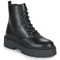 Cipők Női Csizmák Gioseppo YELABUGA Fekete