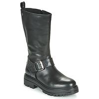 Cipők Női Csizmák Gioseppo VALLENDAR Fekete