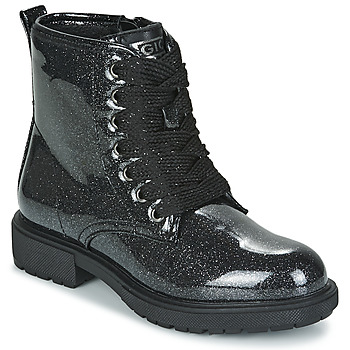 Cipők Lány Csizmák Gioseppo XANTEN Fekete