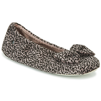 Cipők Női Mamuszok Isotoner 97209 Leopárd
