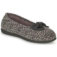 Cipők Női Mamuszok Isotoner 97261 Leopárd